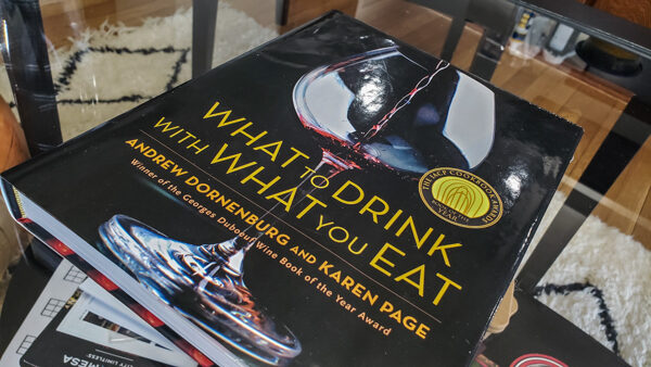 What to Drink With What You Eat Cover