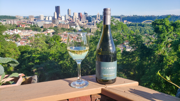 Chamisal Chardonnay 2018 Stainless Steel
