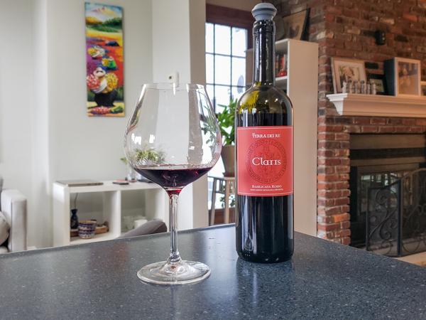 Claris Rossi Wine