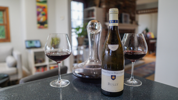 Domaine Vincent Dureuil-Janthal Rully