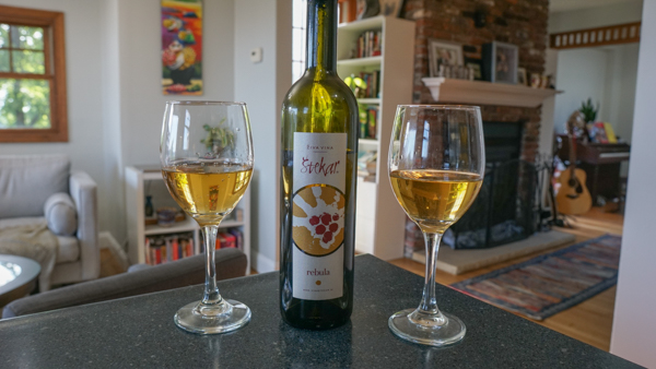 Natural Wine - Stekar Rebula