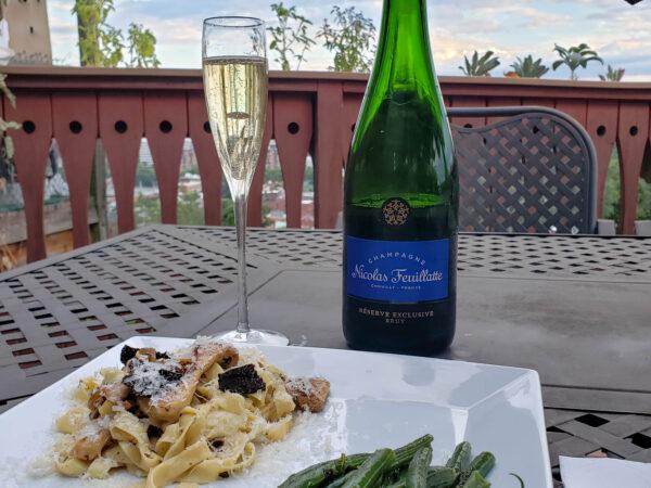 Pairing Wine with Mushroom and Truffle Pasta