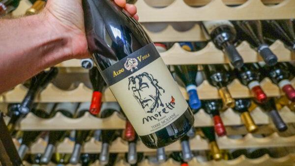 Aldo Viola Moretto delivered from Mysa Wine