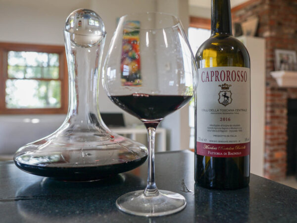 Capro Rosso Super Tuscan