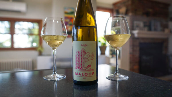 Maloof Wines Riesling