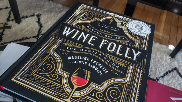 Wine Folly book on how to find a wine to enjoy at home