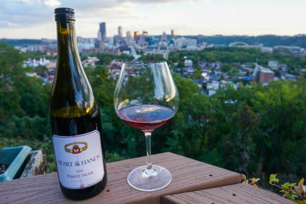 Heart & Hands Pinot Noir 2018