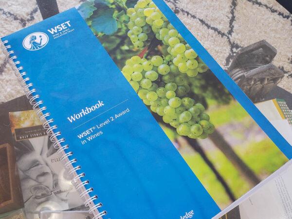 WSET Level 2 Workbook