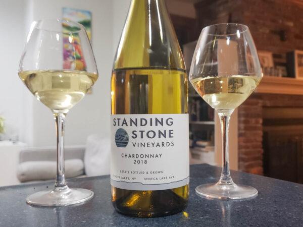 Standing Stone Chardonnay