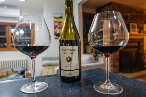Cakedbread Pinot Noir Annahala Ranch