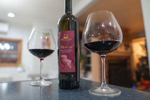 Wines of Illyria Vranac