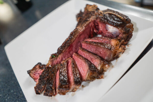 Cabernet Sauvignon Pairing- Steak
