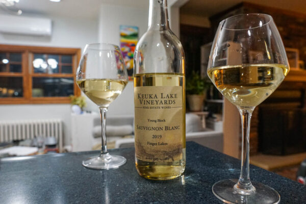 Keuka Lake Vineyards Sauvignon Blanc Young Block