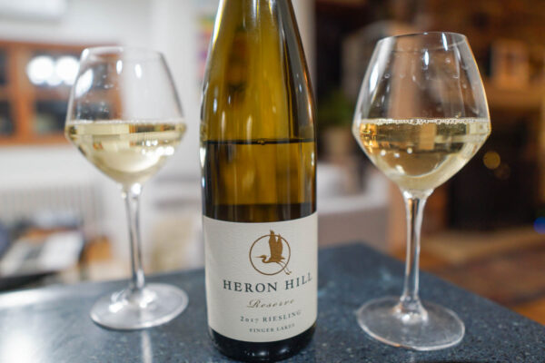 Heron Hill Reserve Riesling 2017