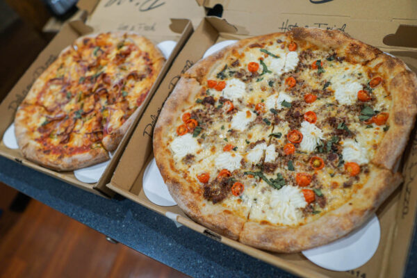 Pairing Pizza with Sangiovese