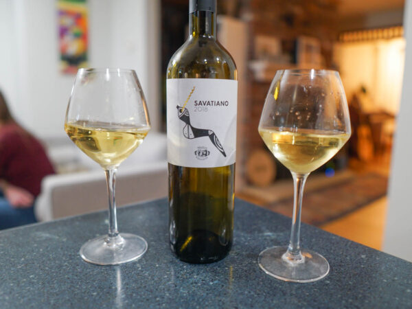 Markou Vineyards Savatiano