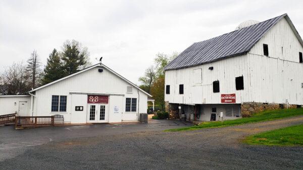 868 Estate Winery in Loudoun County
