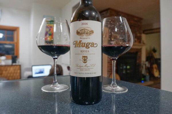 Muja Rioja Reserva 2016