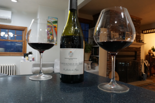 GSM Blend from Chateauneuf-du-Pape