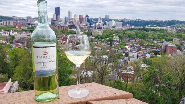 St. Supery Sauvignon Blanc 2019