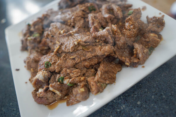 Picpoul Food Pairing Korean Bulgogi