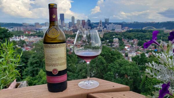 Armenia Wine Co Dry Red Wine