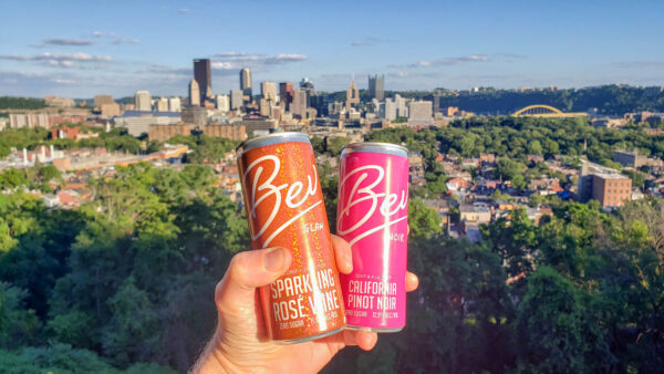 Bev Wines are a Summer Sipper