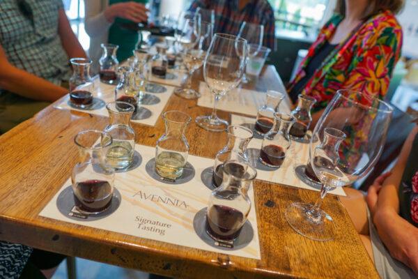 Wine Tasting in Washington