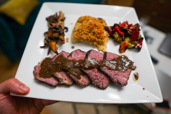 Cote Rotie Food Pairing - Sous Vide Pot Roast