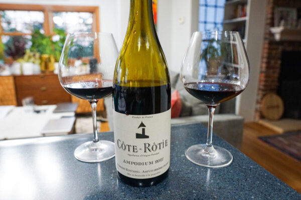 Domaine Rostaing Cote Rotie